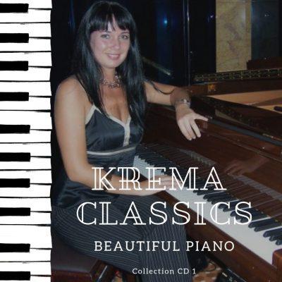 Beautiful Piano Collection | Realxing Piano Music by Krema Lyutskanova